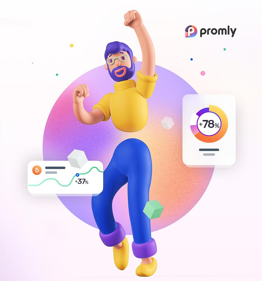 promly - SEO маркетинговое продвижение